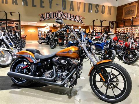 2014 Harley-Davidson Breakout® in Broadalbin, New York