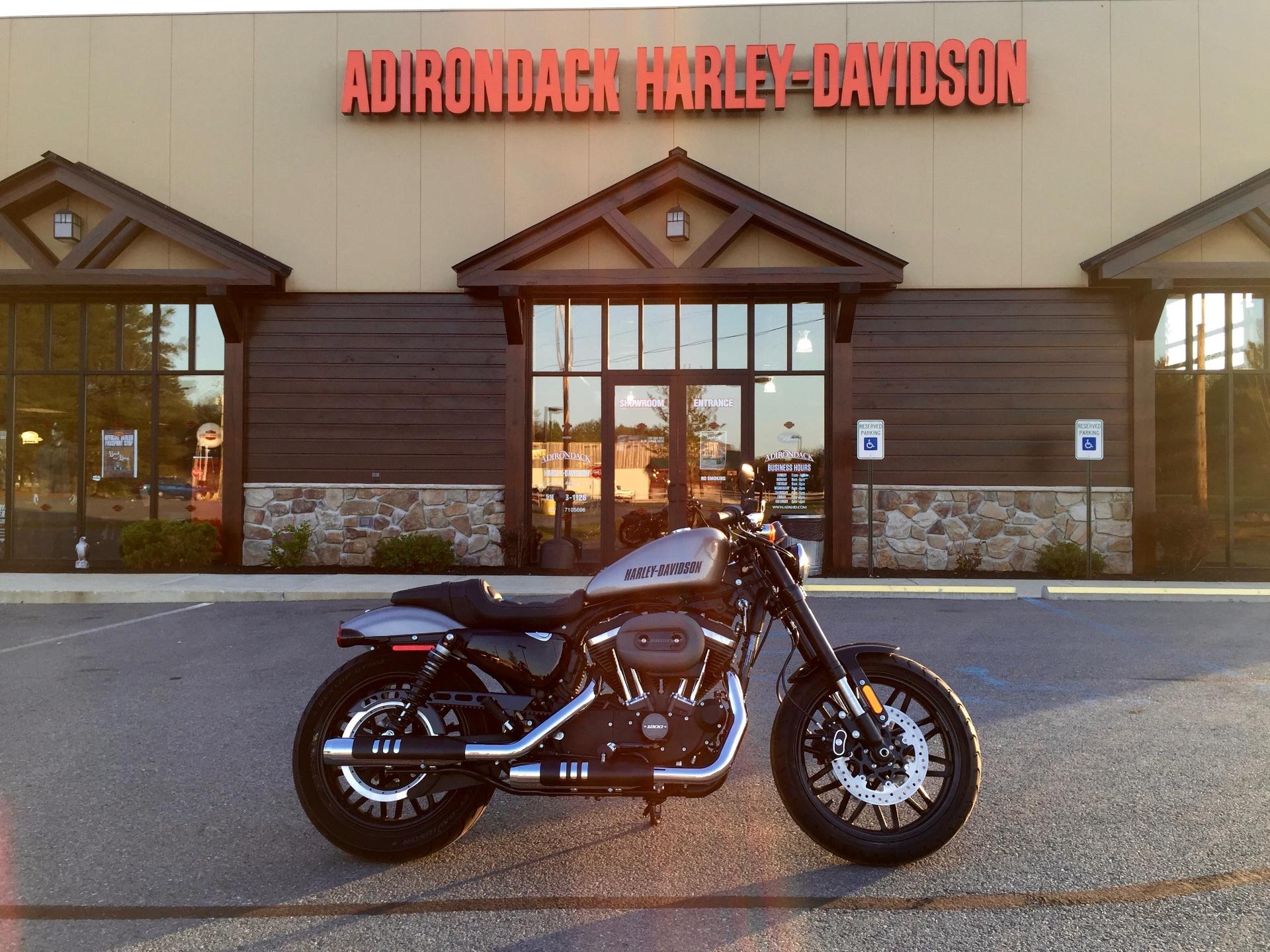 2016 Harley-Davidson Roadster™ in Broadalbin, New York