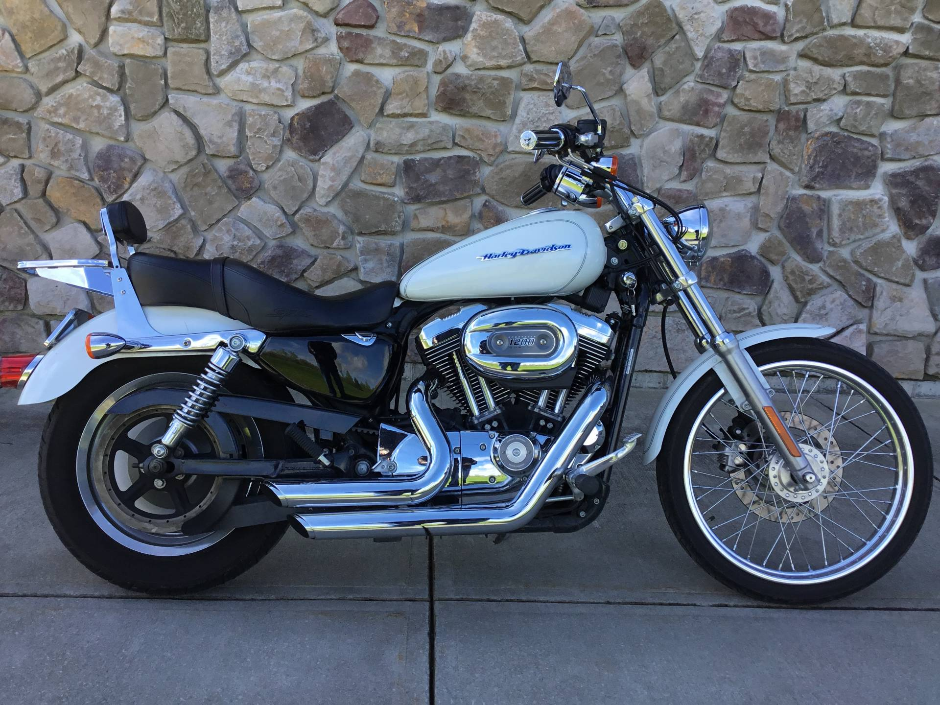 2005 Harley Davidson >> 2005 Harley Davidson Sportster Xl 1200 Custom In Broadalbin New York