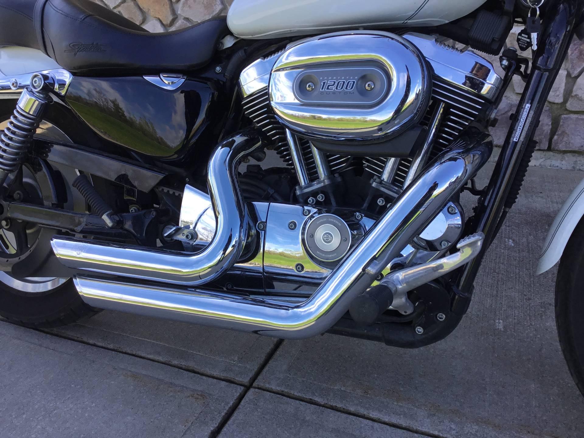 2005 Harley-Davidson Sportster® XL 1200 Custom in Broadalbin, New York