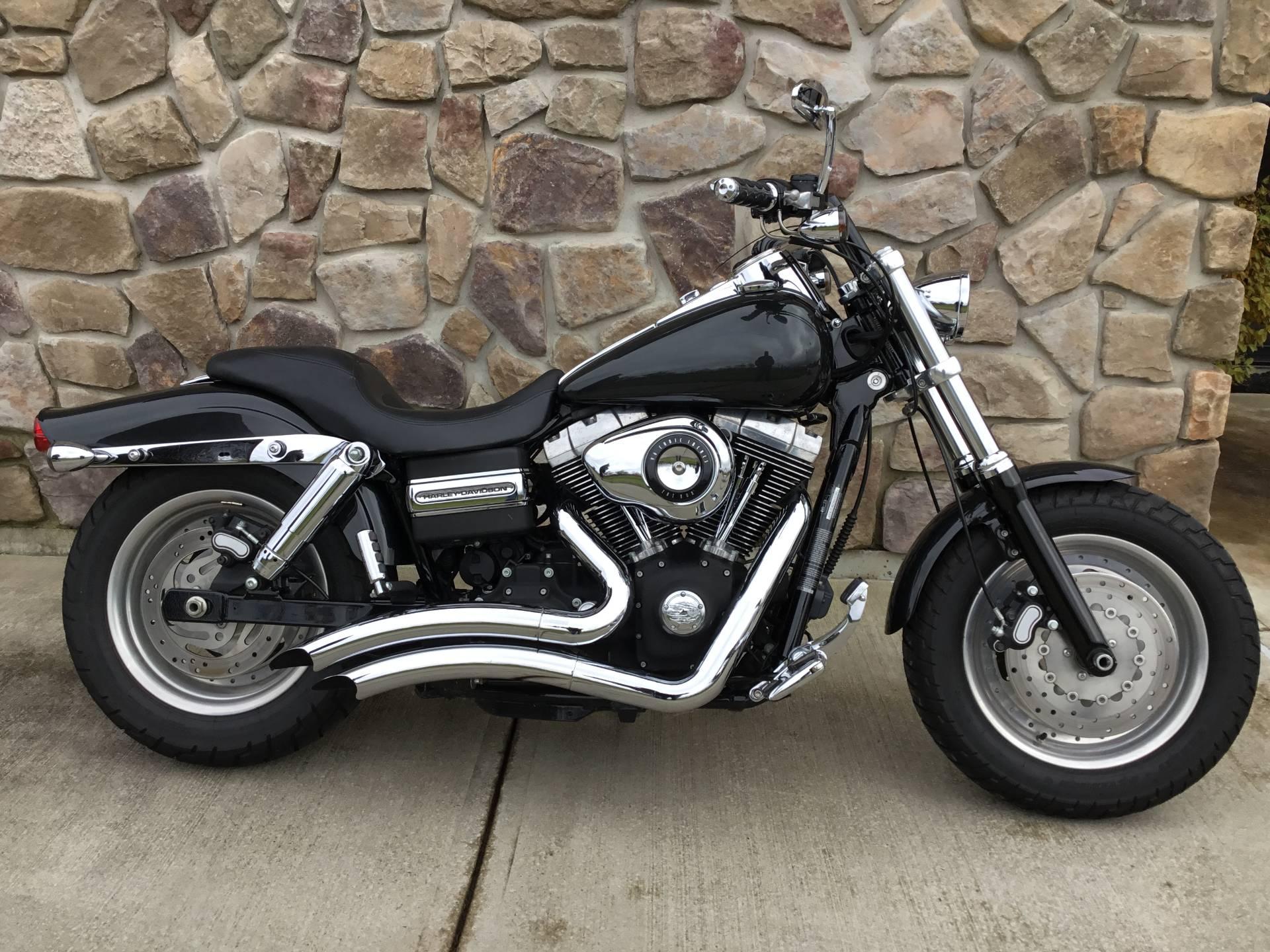 2008 Harley-Davidson Dyna® Fat Bob™ in Broadalbin, New York