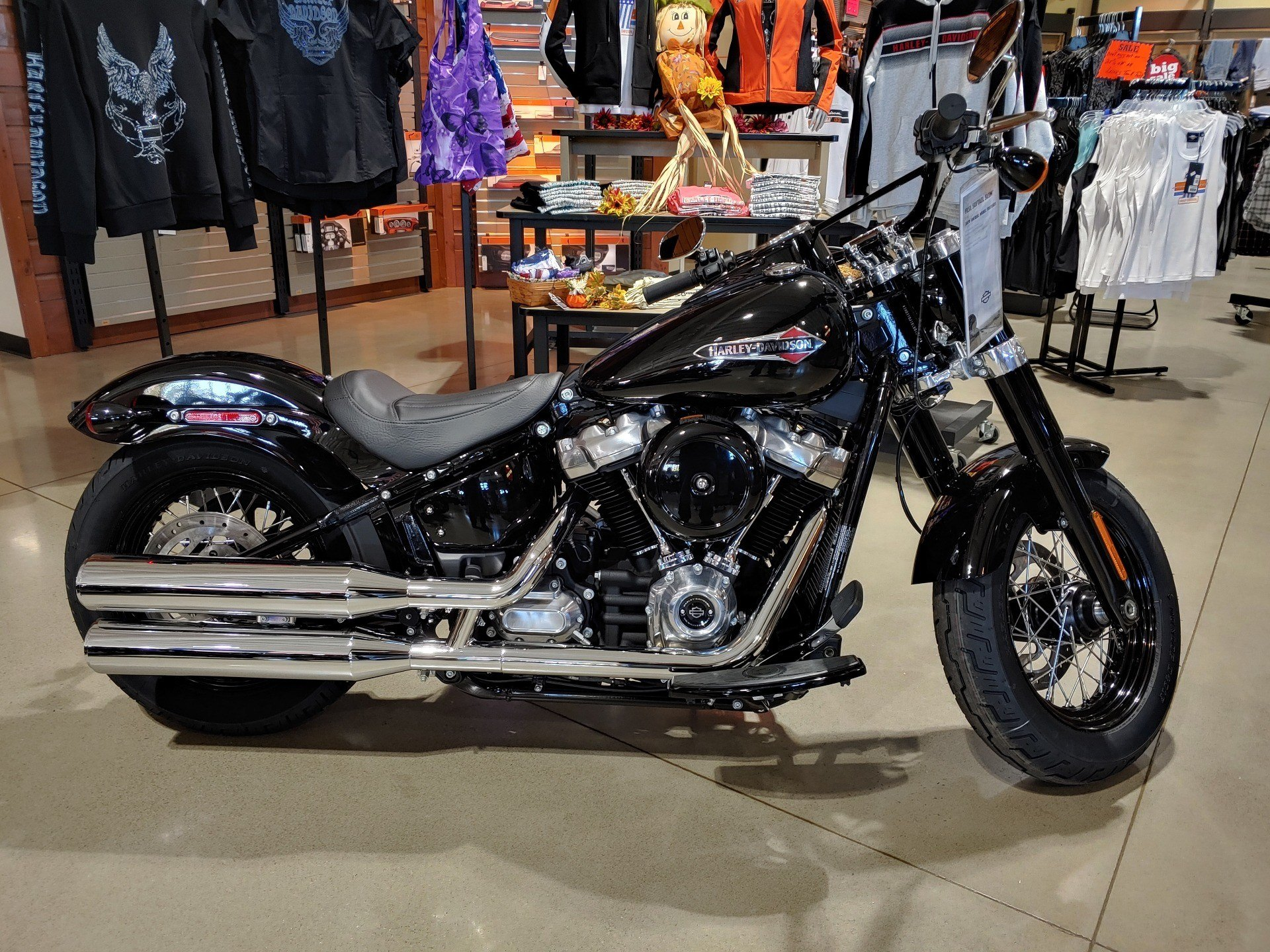 2020 Harley-Davidson Softail Slim® in Broadalbin, New York - Photo 1