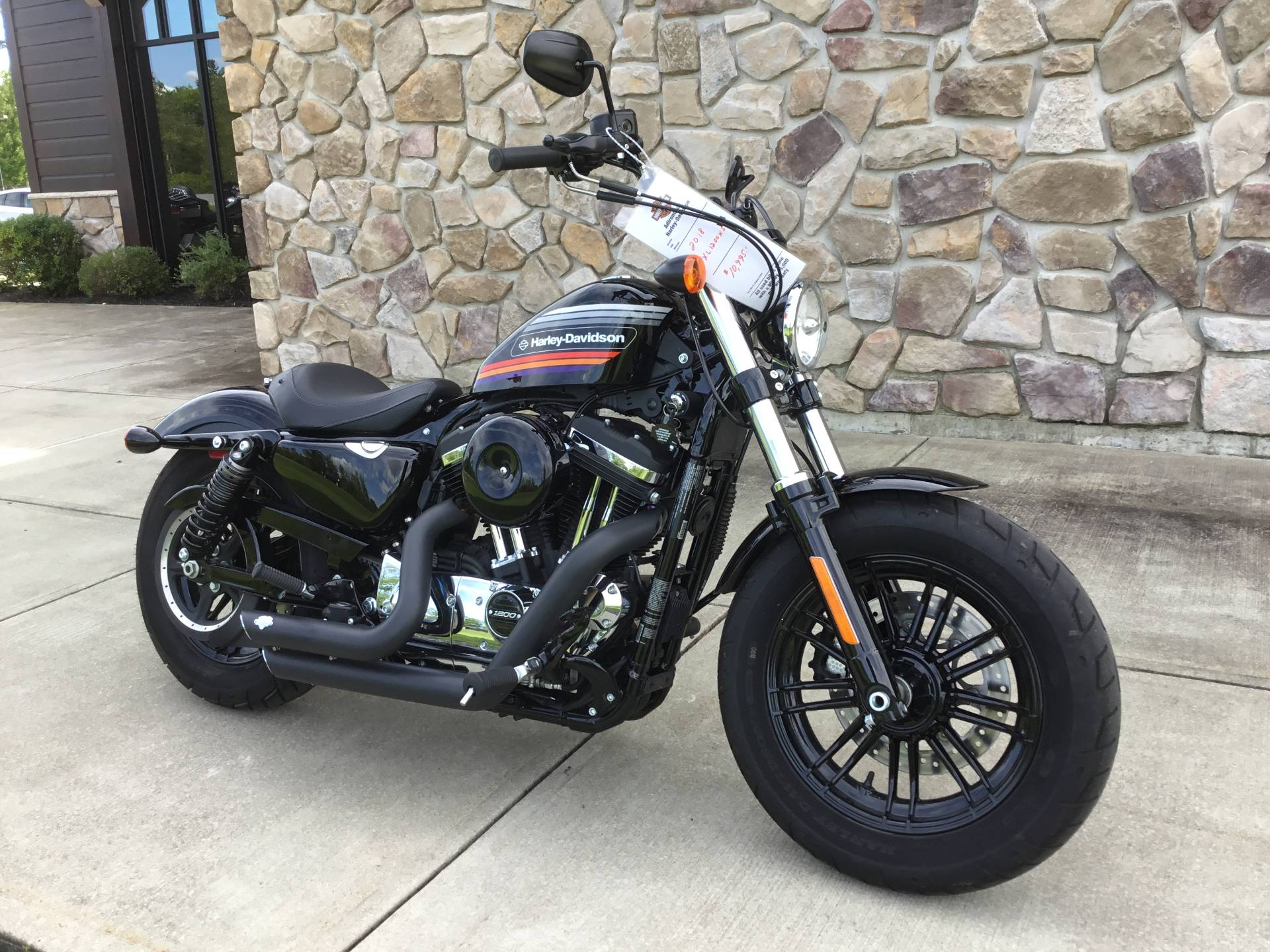 2018 Harley-Davidson Forty-Eight® Special in Broadalbin, New York - Photo 3