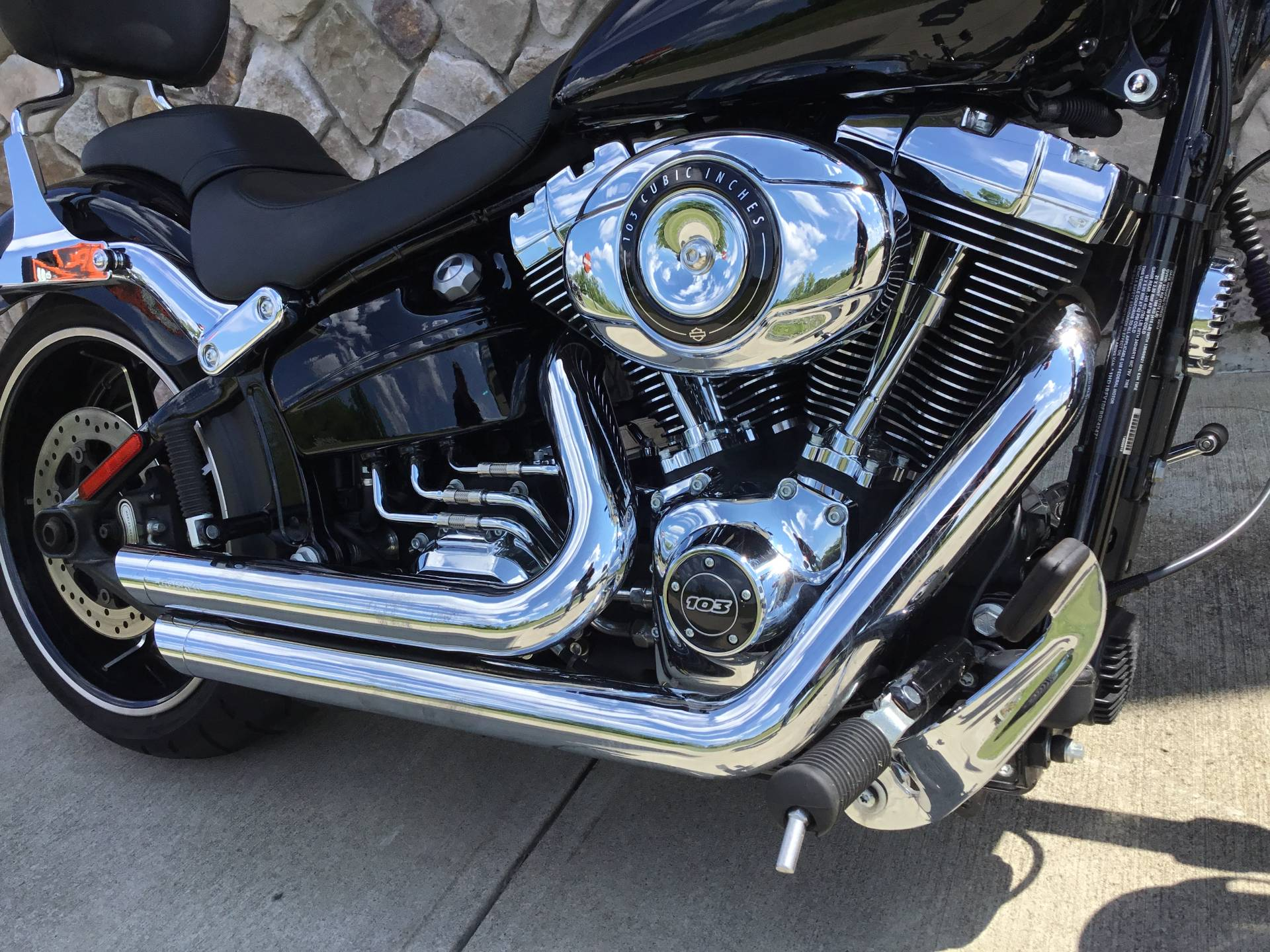 2015 Harley-Davidson Breakout® in Broadalbin, New York