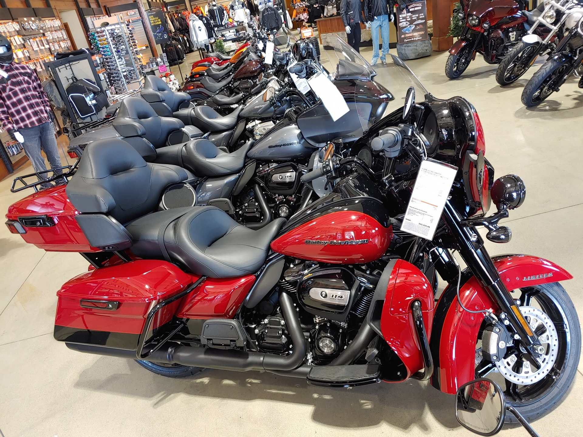 2021 Harley-Davidson Ultra Limited in Broadalbin, New York - Photo 3