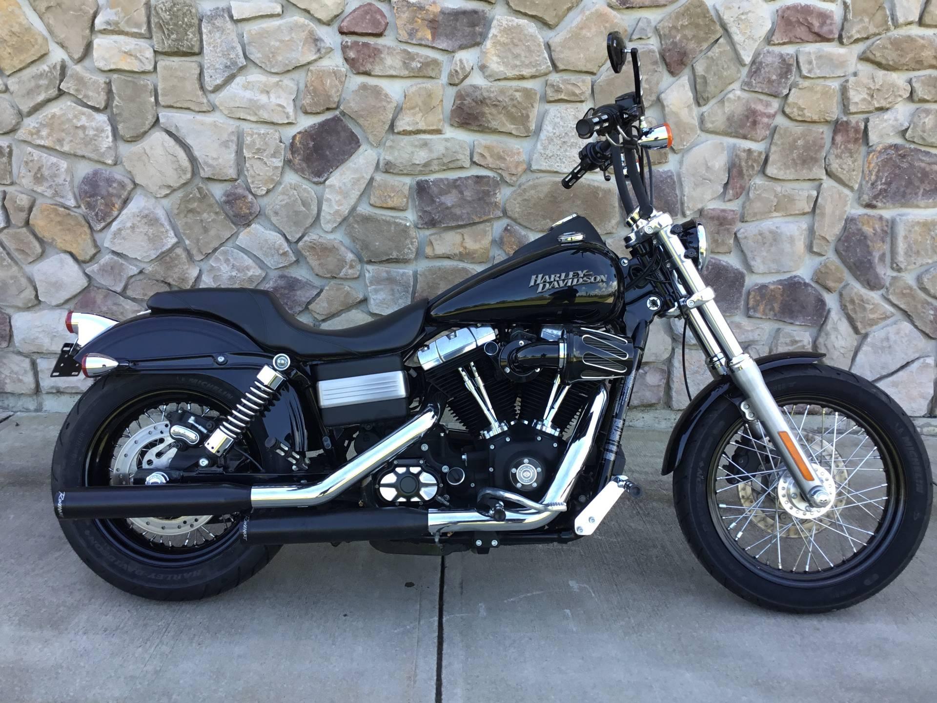 Dyna Street Bob >> 2012 Harley Davidson Dyna Street Bob Motorcycles Broadalbin New