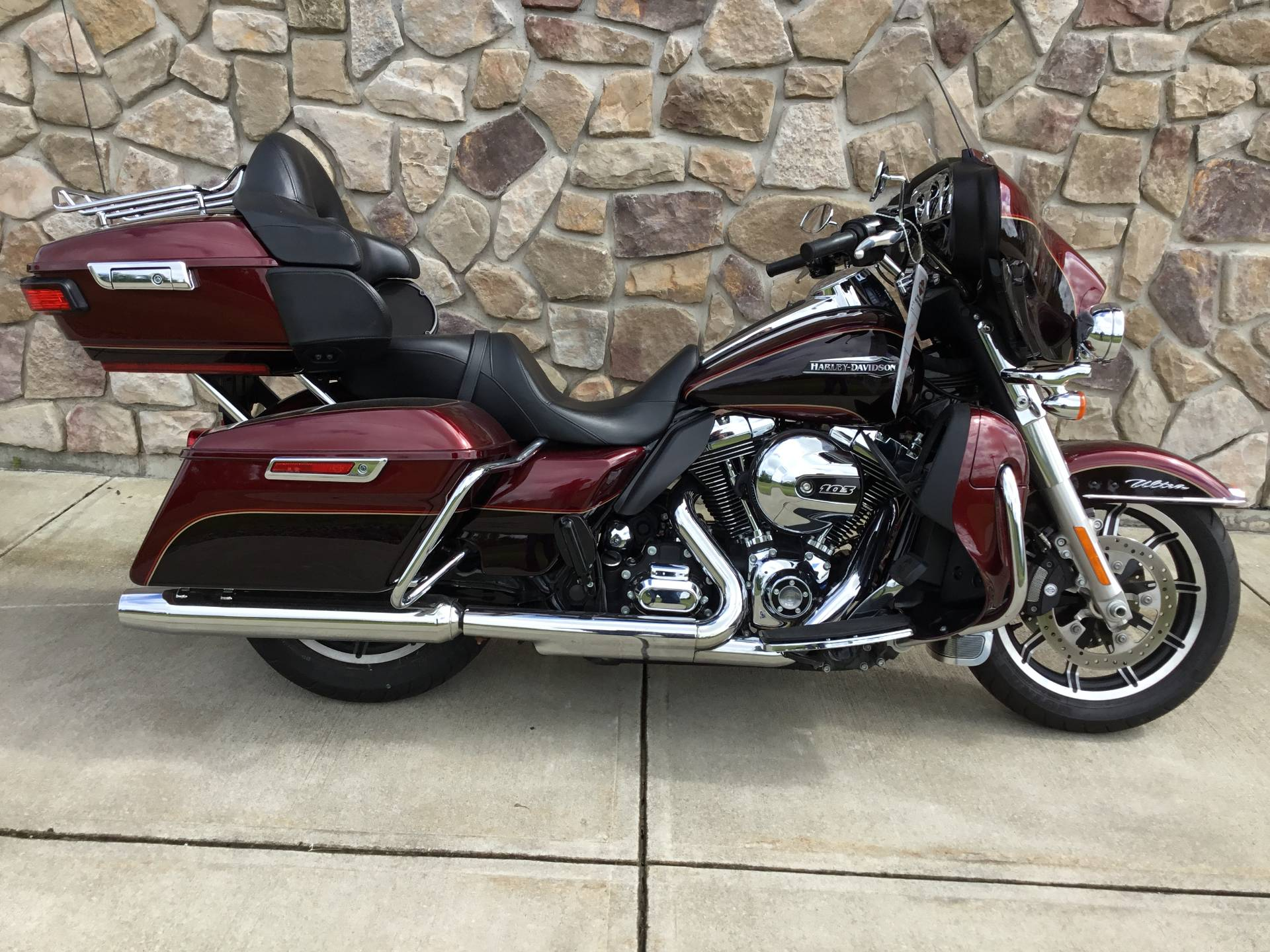 2015 Harley-Davidson Ultra Limited Low in Broadalbin, New York