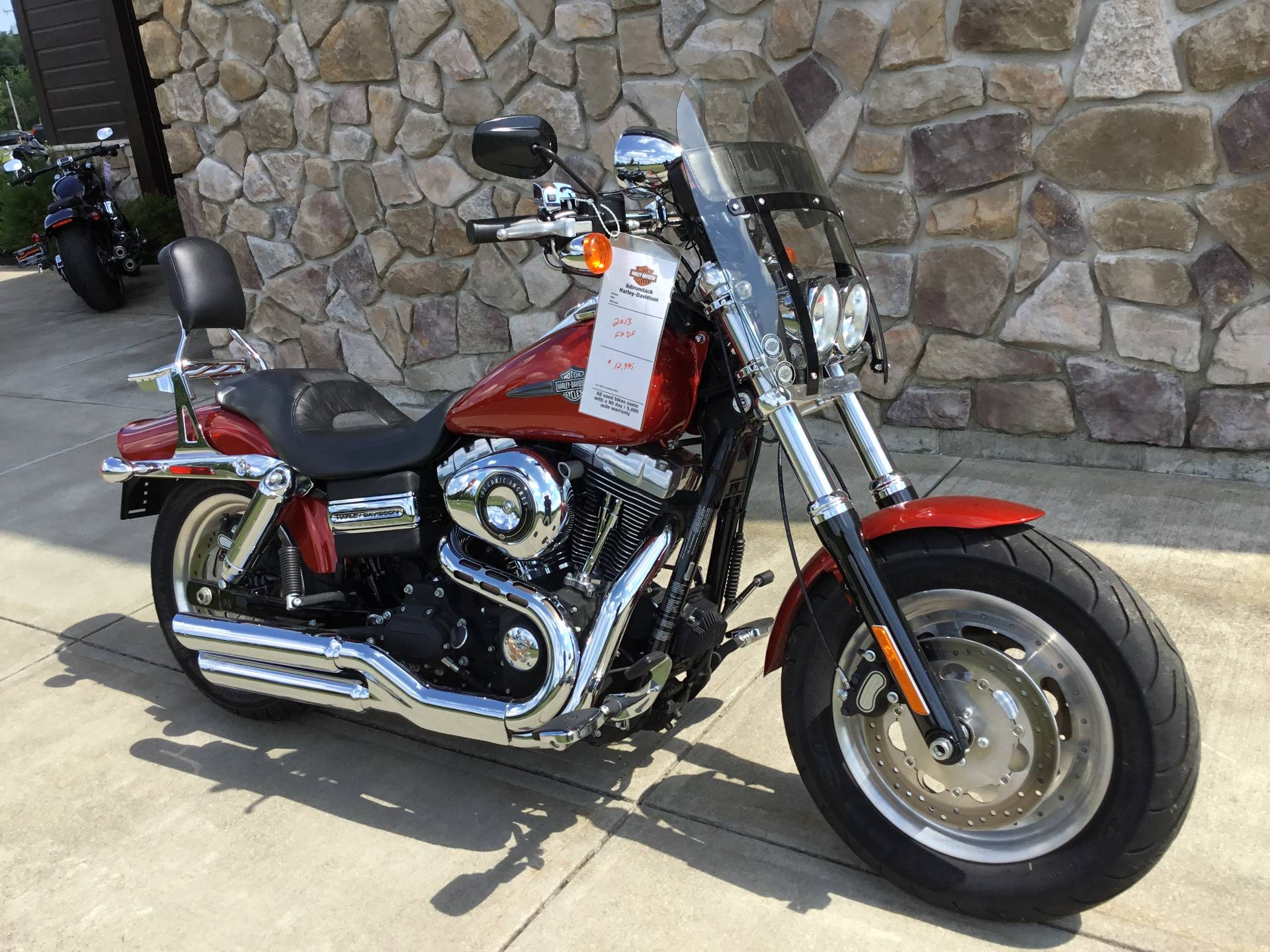 2013 Harley-Davidson Dyna® Fat Bob® in Broadalbin, New York