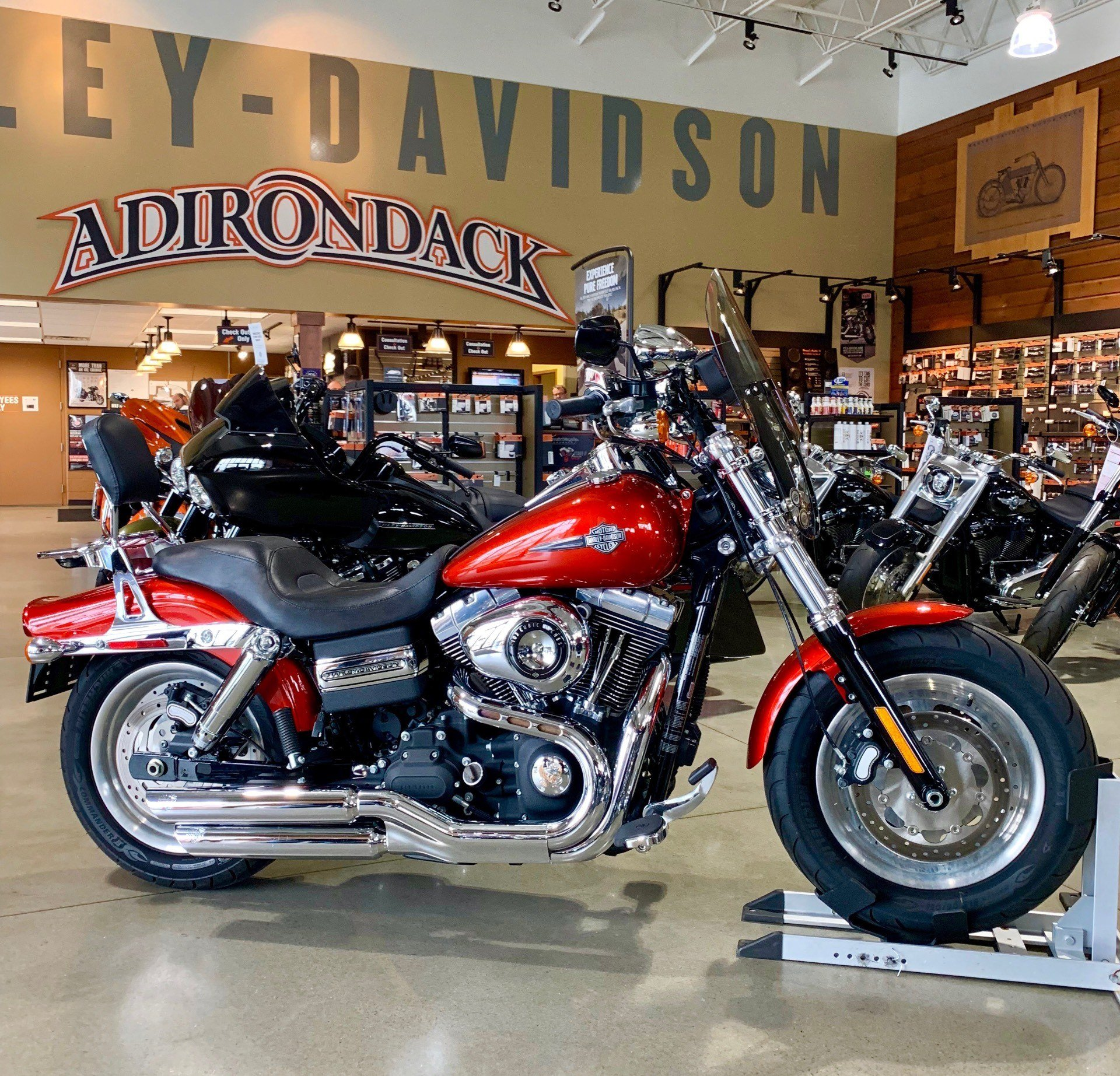 2013 Harley-Davidson Dyna® Fat Bob® in Broadalbin, New York - Photo 1