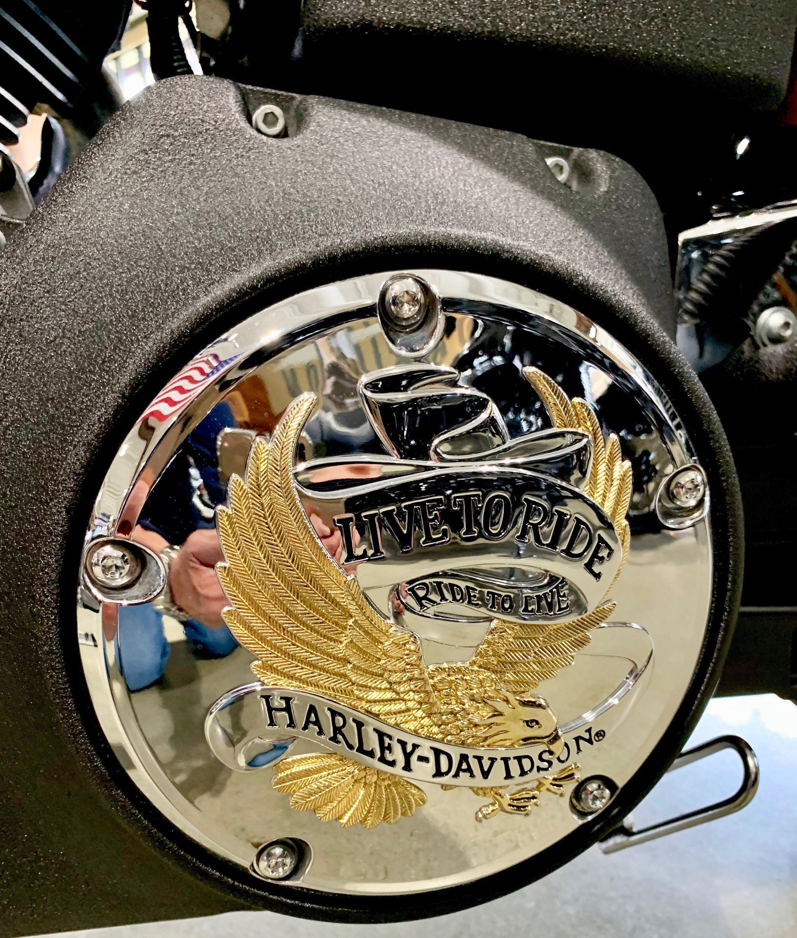 2013 Harley-Davidson Dyna® Fat Bob® in Broadalbin, New York - Photo 9