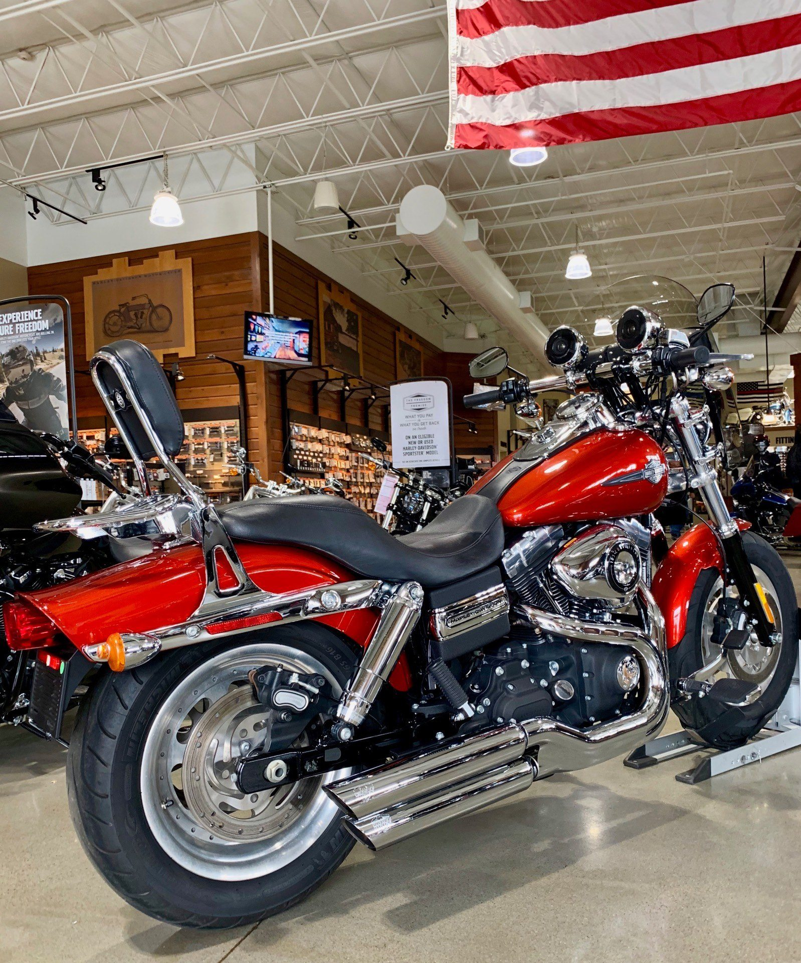 2013 Harley-Davidson Dyna® Fat Bob® in Broadalbin, New York - Photo 2