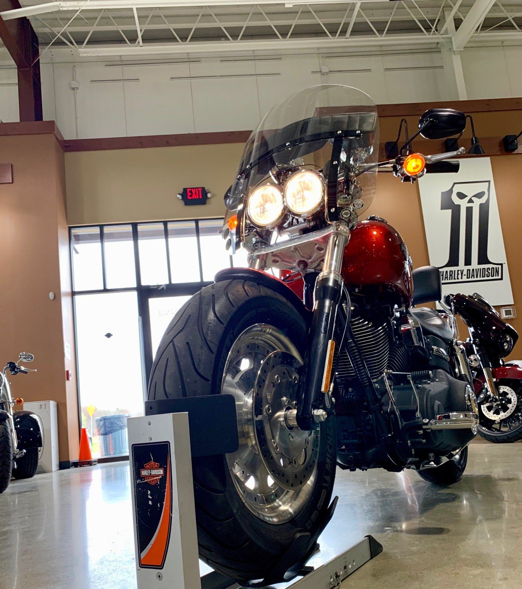 2013 Harley-Davidson Dyna® Fat Bob® in Broadalbin, New York - Photo 4