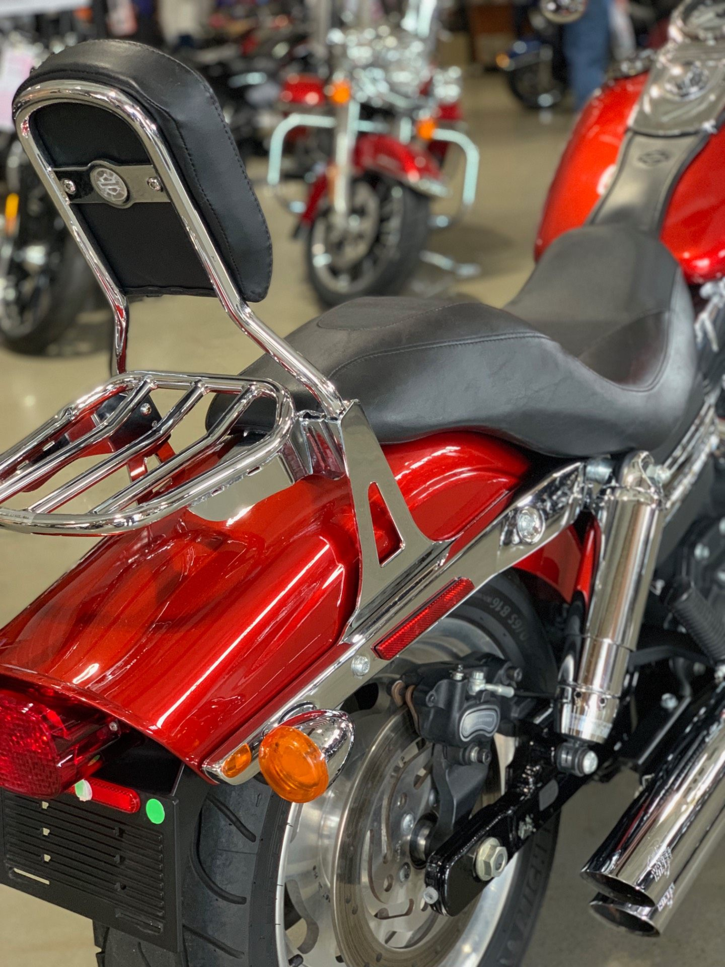 2013 Harley-Davidson Dyna® Fat Bob® in Broadalbin, New York - Photo 11