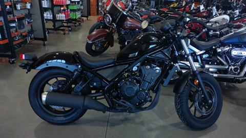 2017 Honda Rebel 500 in Broadalbin, New York