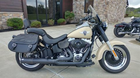 2014 Harley-Davidson Fat Boy® Lo in Broadalbin, New York