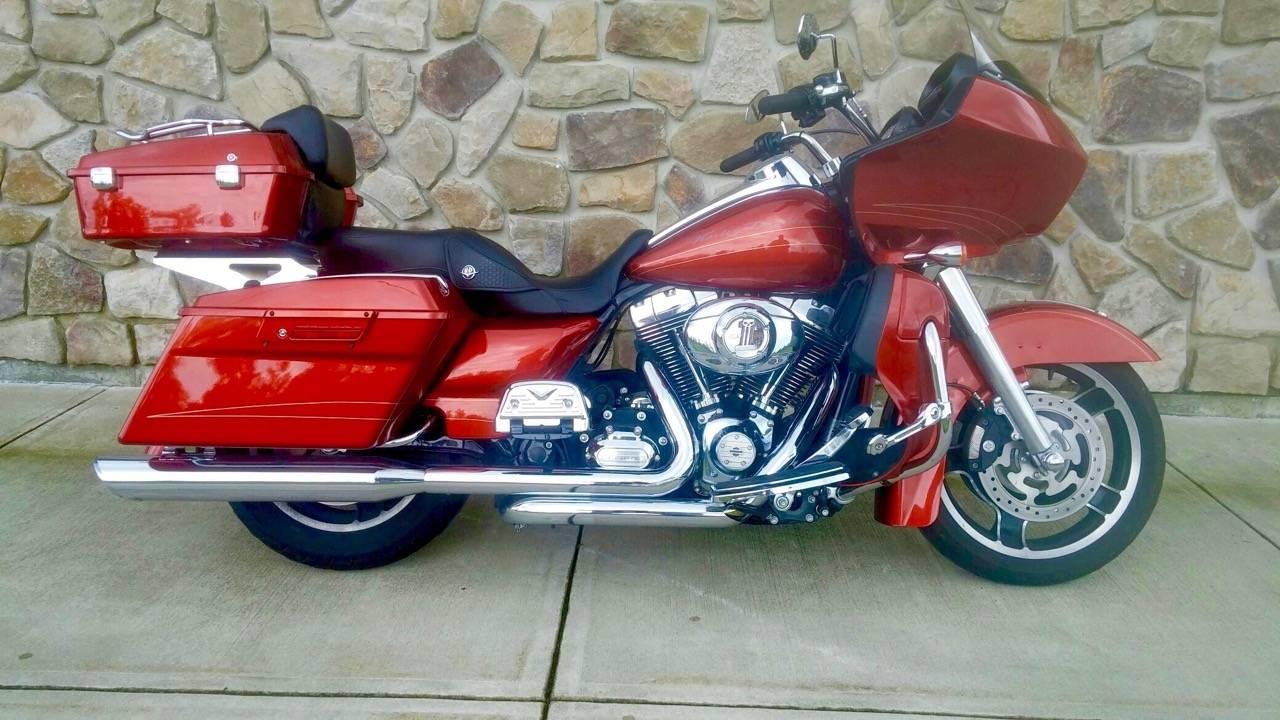 2013 Harley-Davidson Road Glide® Custom in Broadalbin, New York