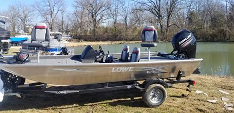 2019 Lowe SKORPION 17 W/ MERCURY 60H & TRAILER in West Plains, Missouri