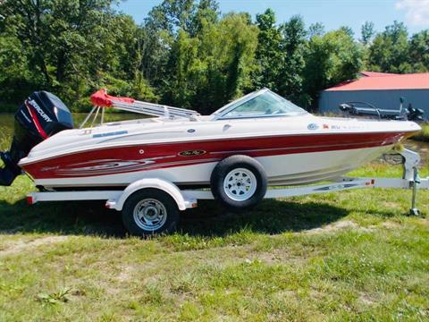 2004 SEARAY 185 BOWRIDER SPORT W/ 04 MERCURY 115 & TRAILER in West Plains, Missouri