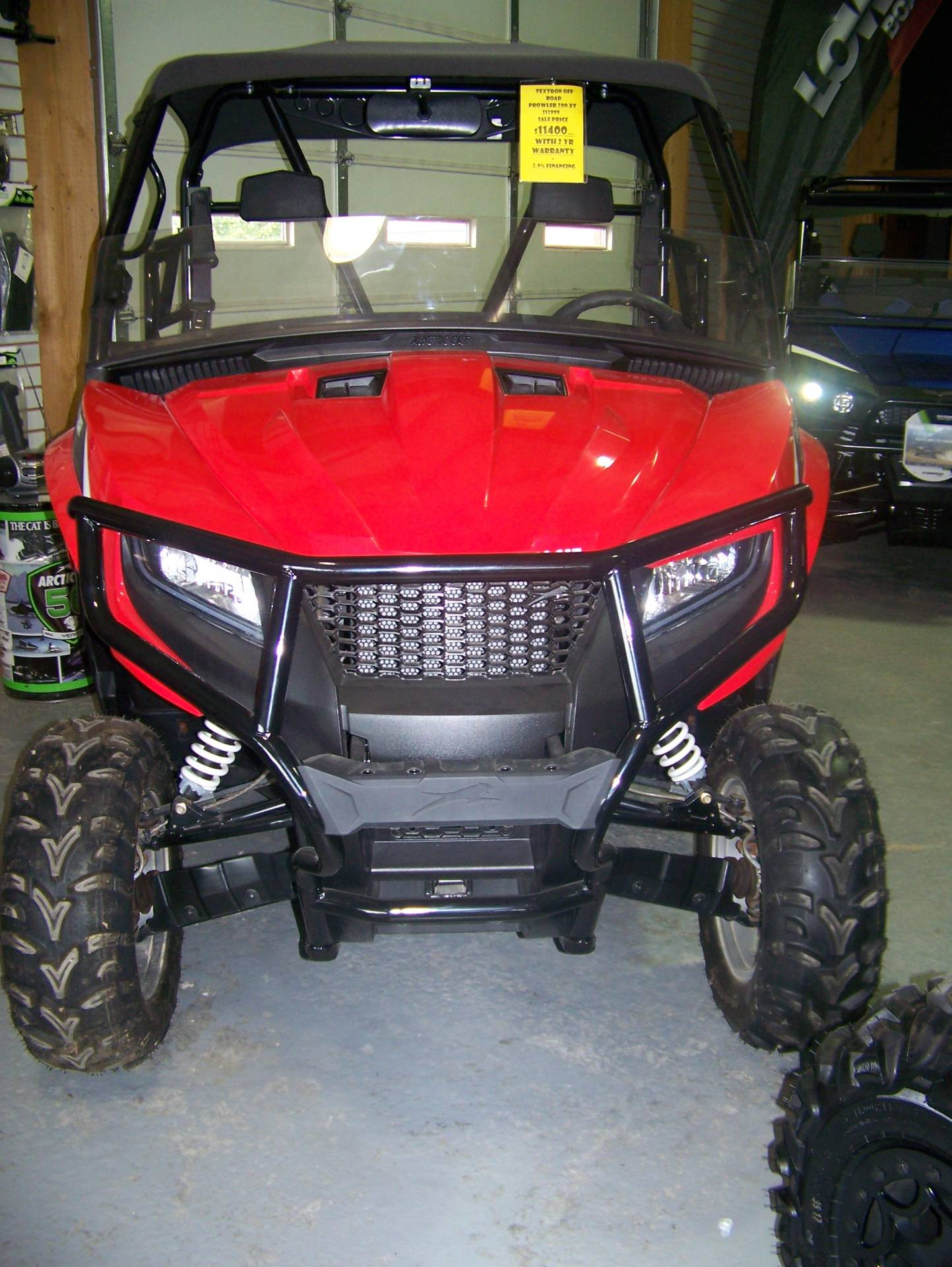 2017 Arctic Cat Prowler 700 XT EPS in West Plains, Missouri - Photo 2
