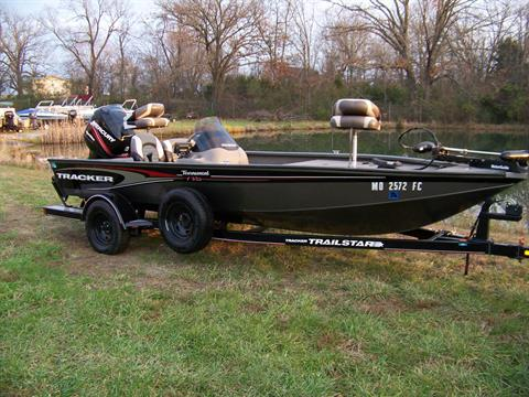 2004 Tracker Tournament V-18 W/ 04 Mercury 115 Opti & Trailer in West Plains, Missouri