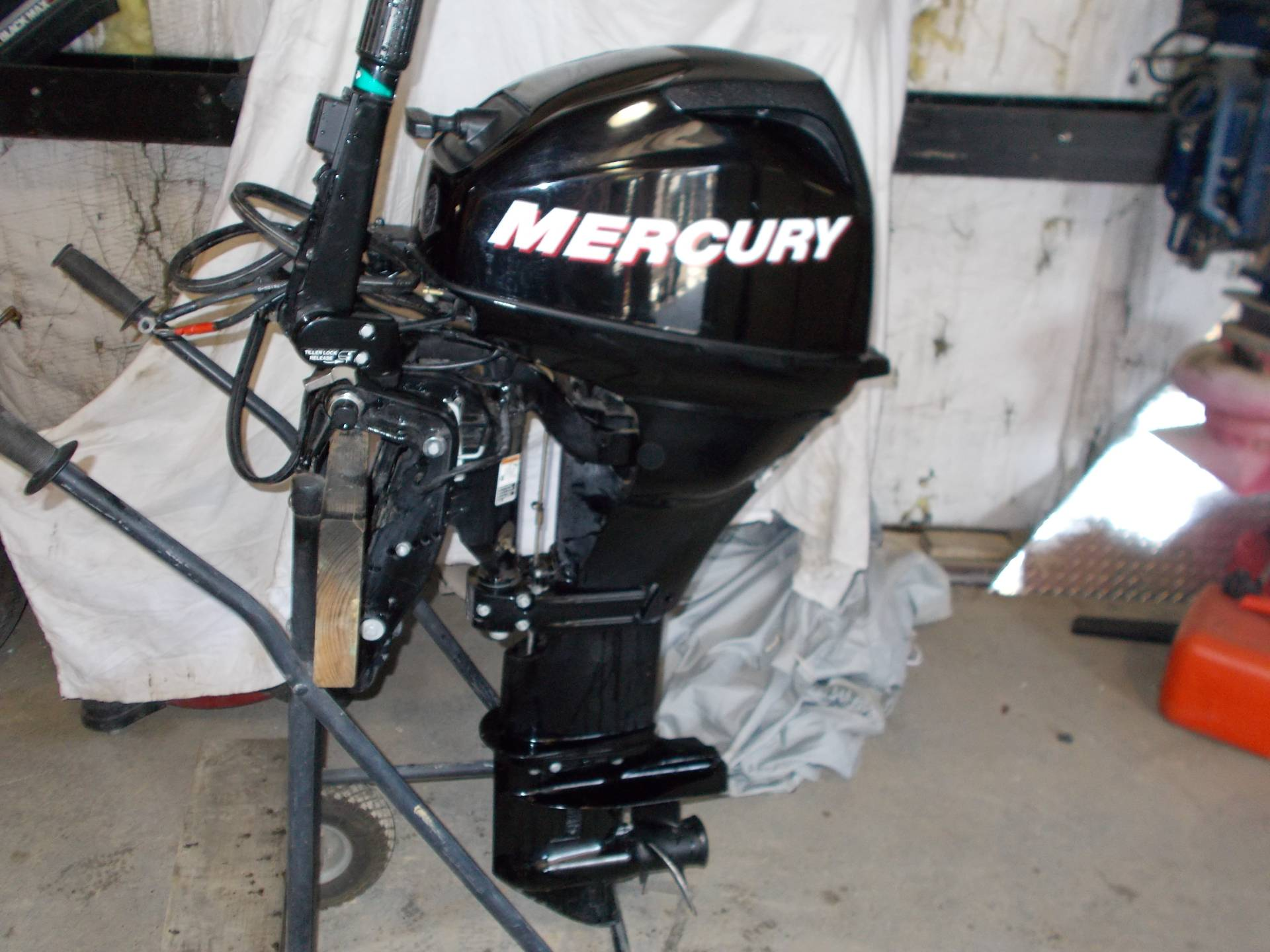 Mercury Marine 20ELHPT FourStroke in West Plains, Missouri - Photo 1