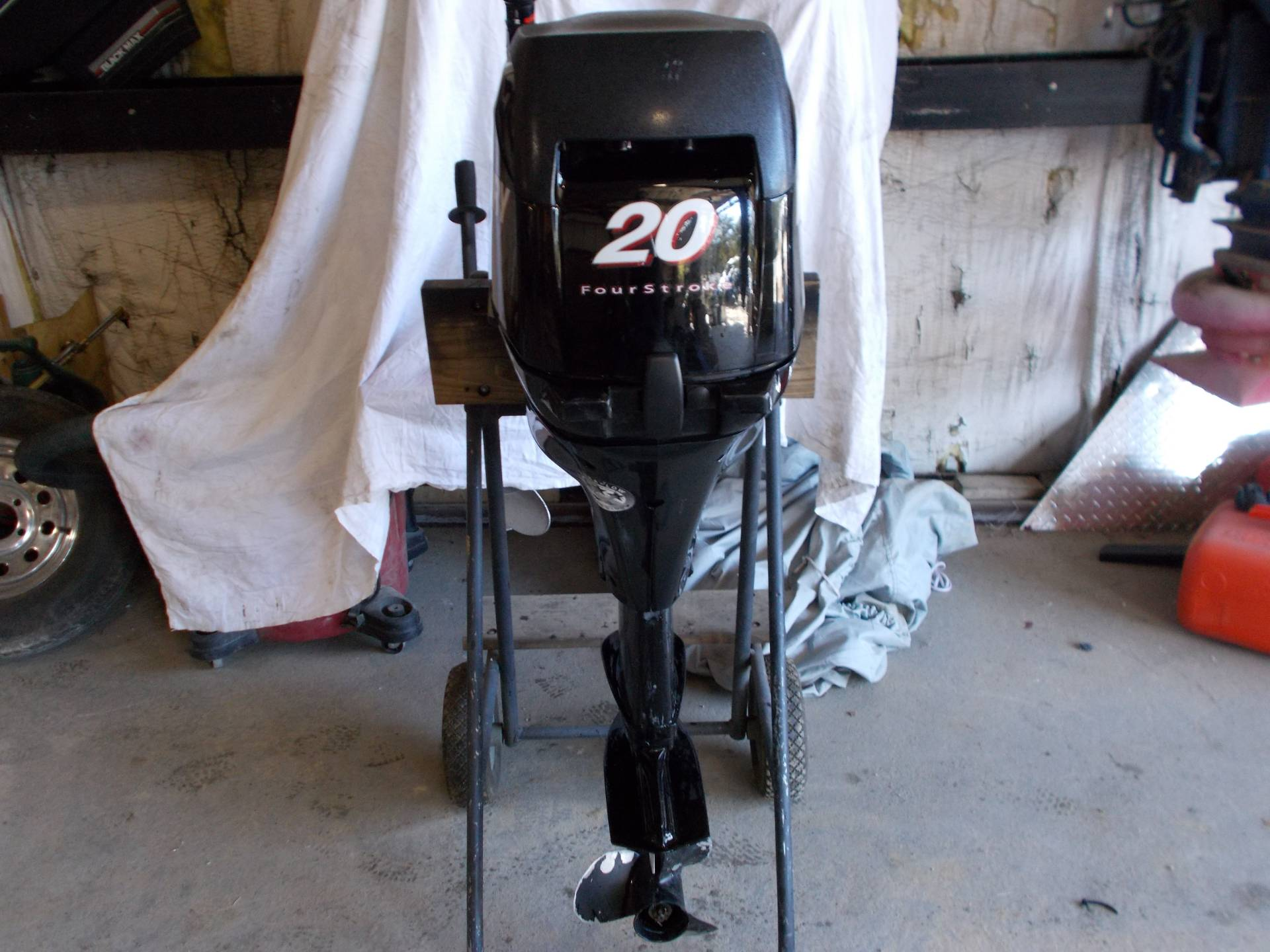 Mercury Marine 20ELHPT FourStroke in West Plains, Missouri - Photo 2