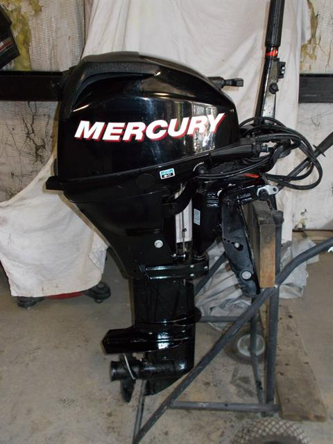 Mercury Marine 20ELHPT FourStroke in West Plains, Missouri - Photo 4
