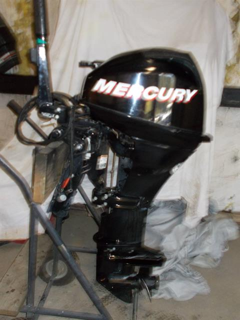Mercury Marine 20ELHPT FourStroke in West Plains, Missouri - Photo 5