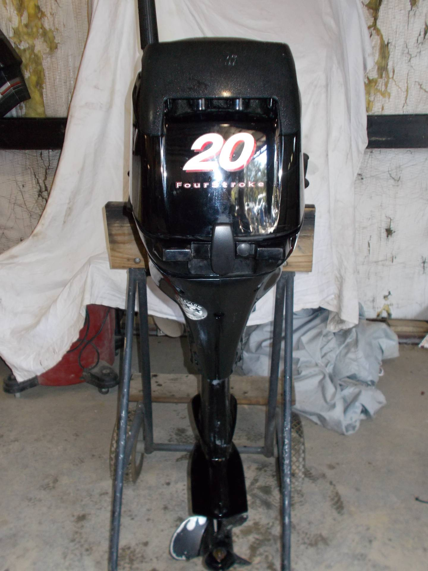 Mercury Marine 20ELHPT FourStroke in West Plains, Missouri - Photo 6