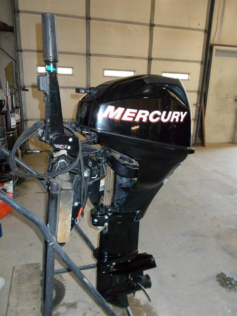 Mercury Marine 20ELHPT FourStroke in West Plains, Missouri - Photo 10