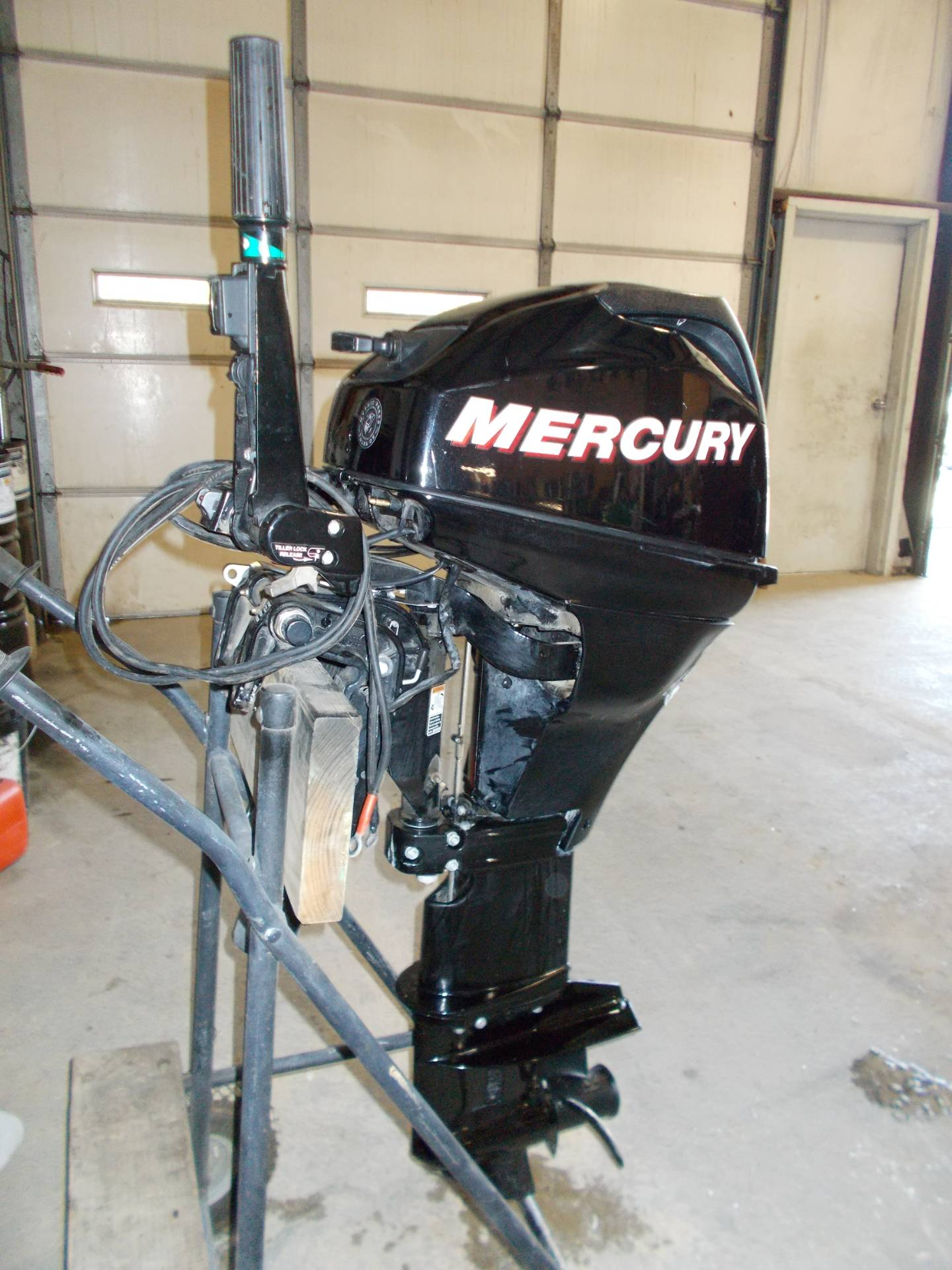Mercury Marine 20ELHPT FourStroke in West Plains, Missouri - Photo 11