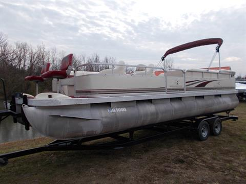2002 Bennington 257L W/ MERCURY 90 4S & TRAILER in West Plains, Missouri