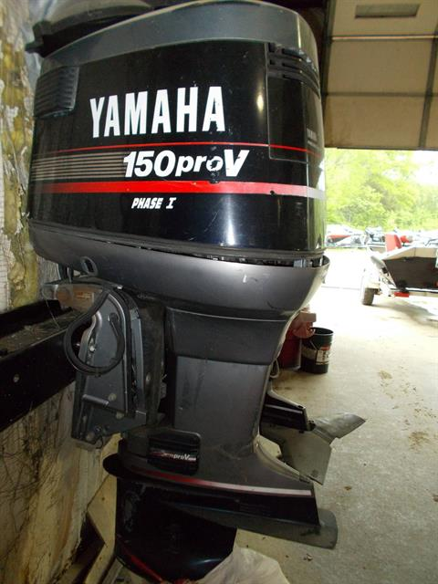1991 Yamaha PRO V 150 in West Plains, Missouri