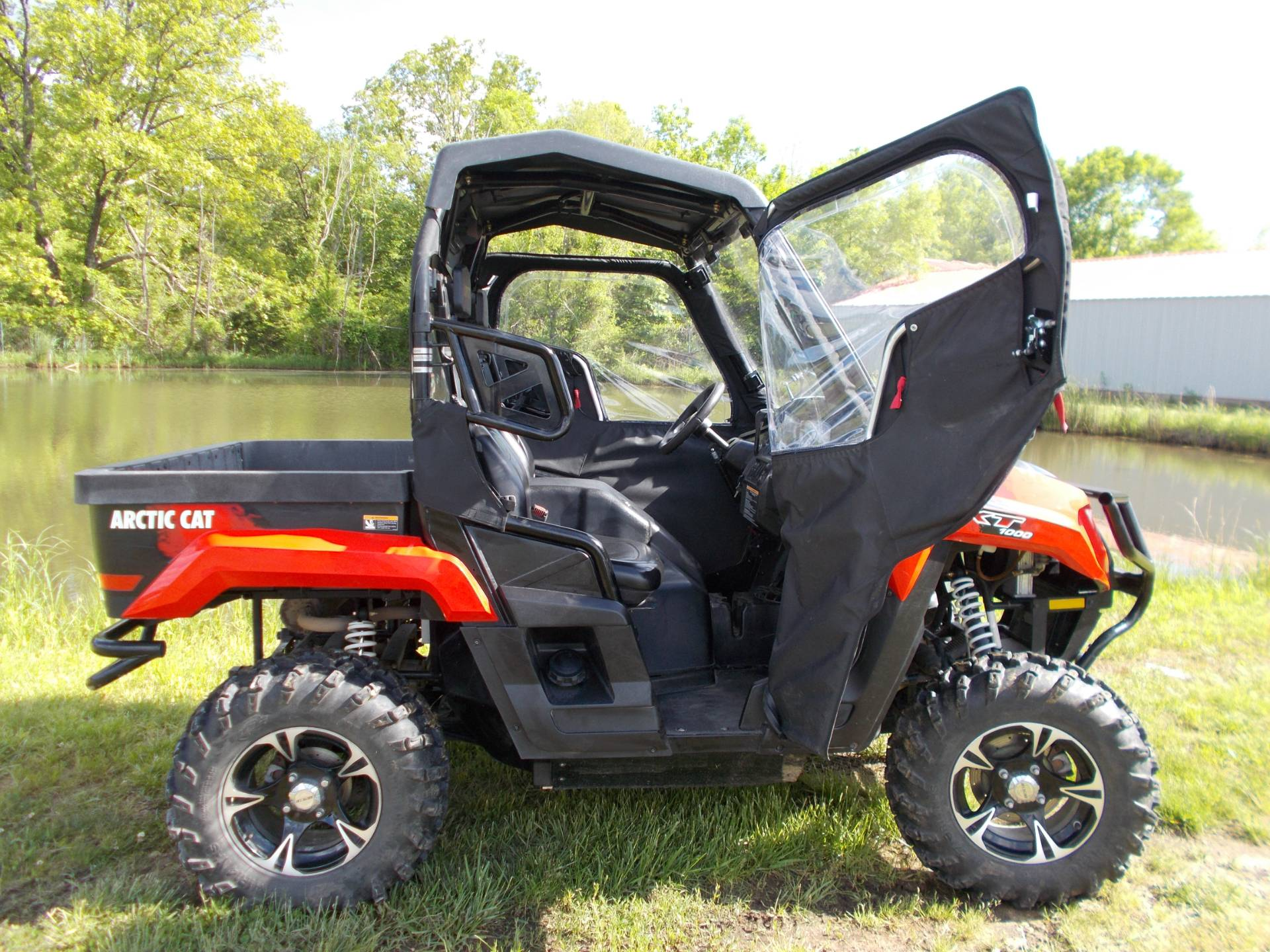 2015 Arctic Cat PROWLER 1000 XTZ WITH ALL THE EXTRAS in West Plains, Missouri - Photo 2