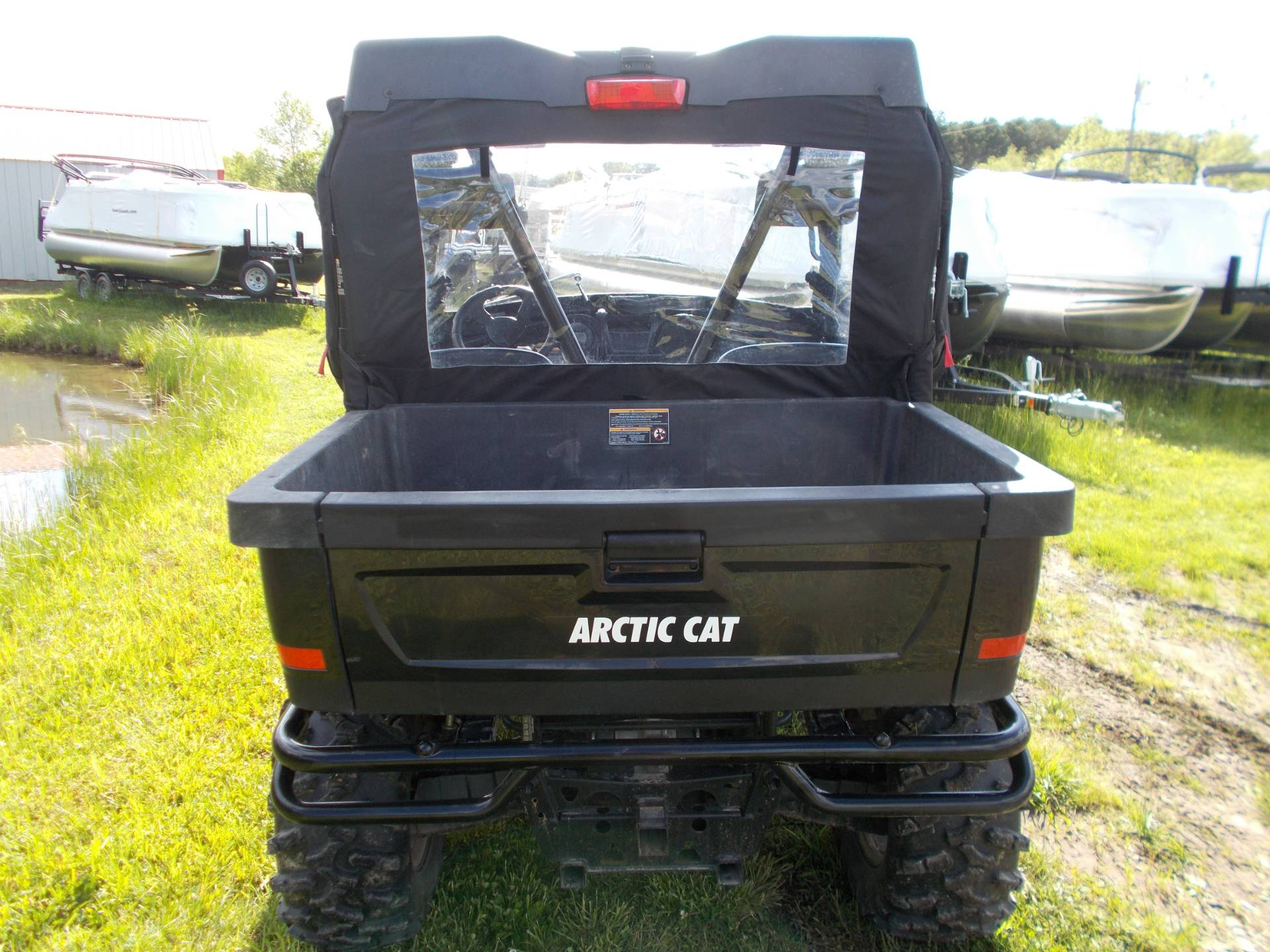 2015 Arctic Cat PROWLER 1000 XTZ WITH ALL THE EXTRAS in West Plains, Missouri - Photo 9