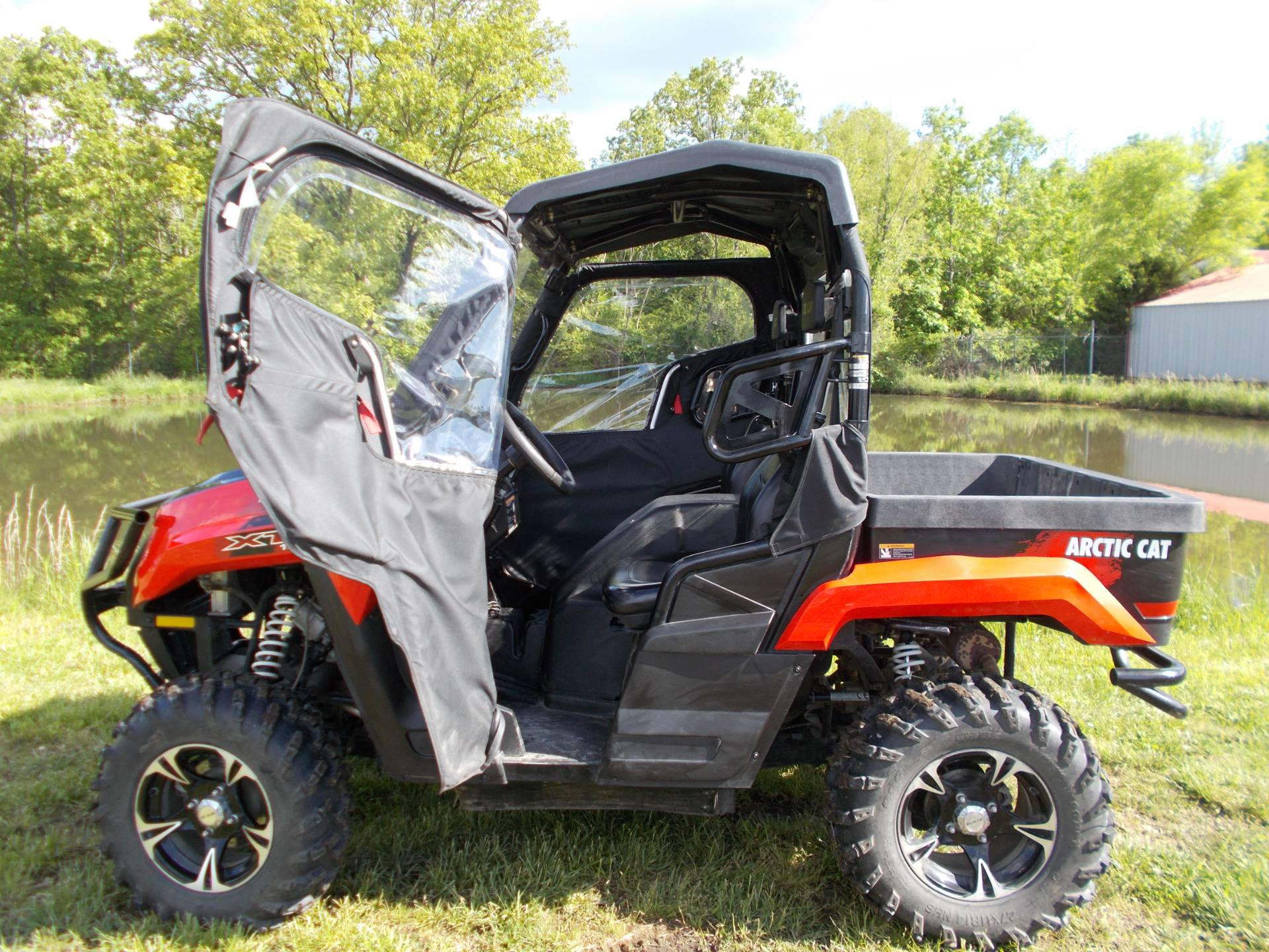 2015 Arctic Cat PROWLER 1000 XTZ WITH ALL THE EXTRAS in West Plains, Missouri - Photo 16