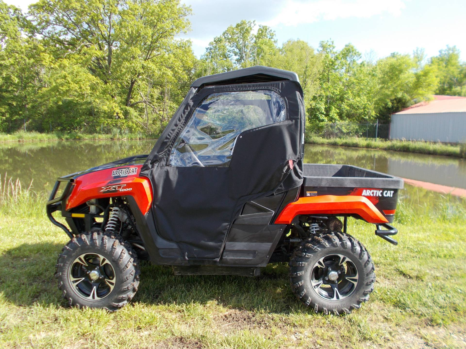 2015 Arctic Cat PROWLER 1000 XTZ WITH ALL THE EXTRAS in West Plains, Missouri - Photo 17