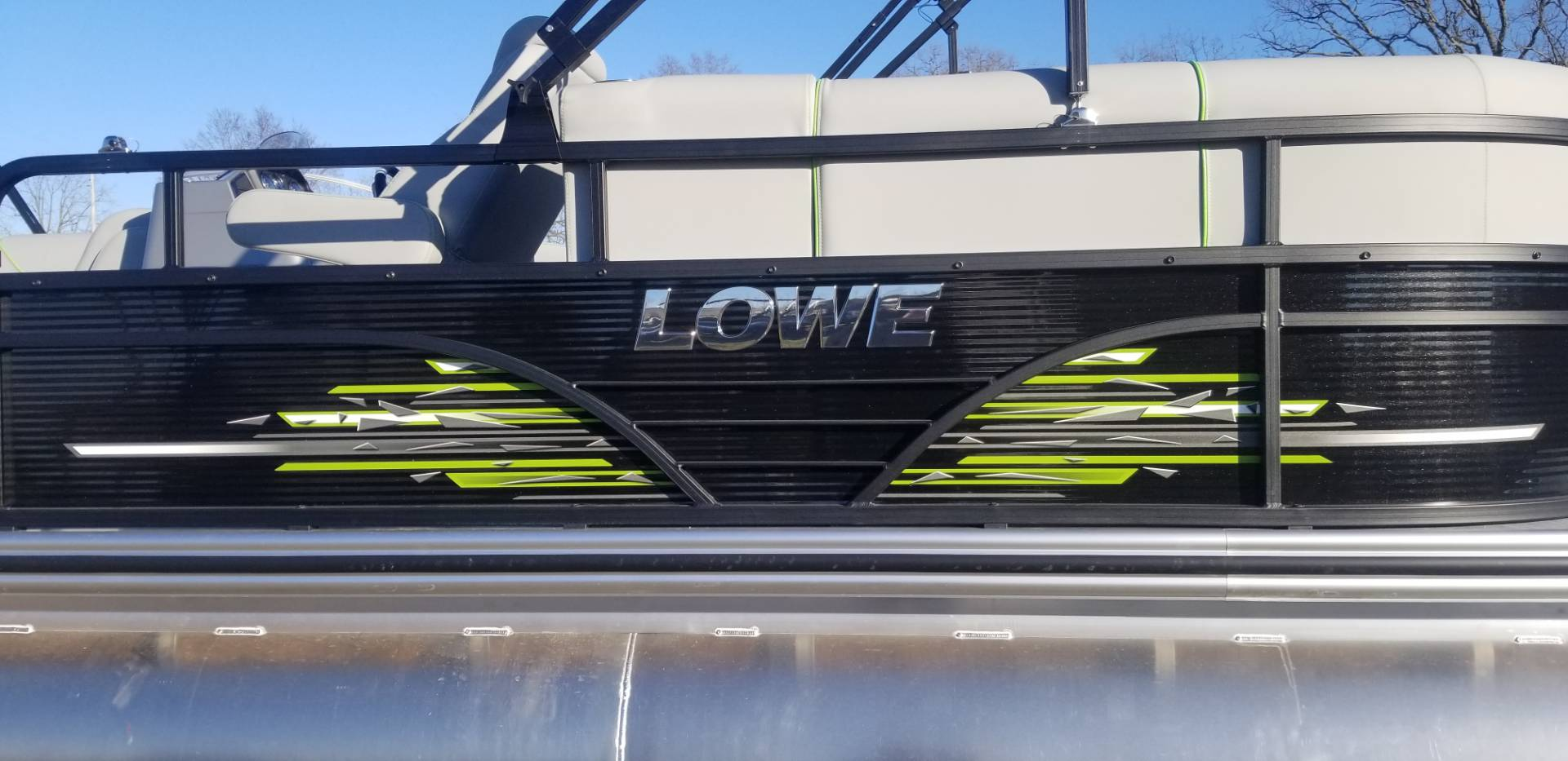 2019 Lowe SS230 WT TL W/ MERCURY 200L & TRAILER in West Plains, Missouri - Photo 2