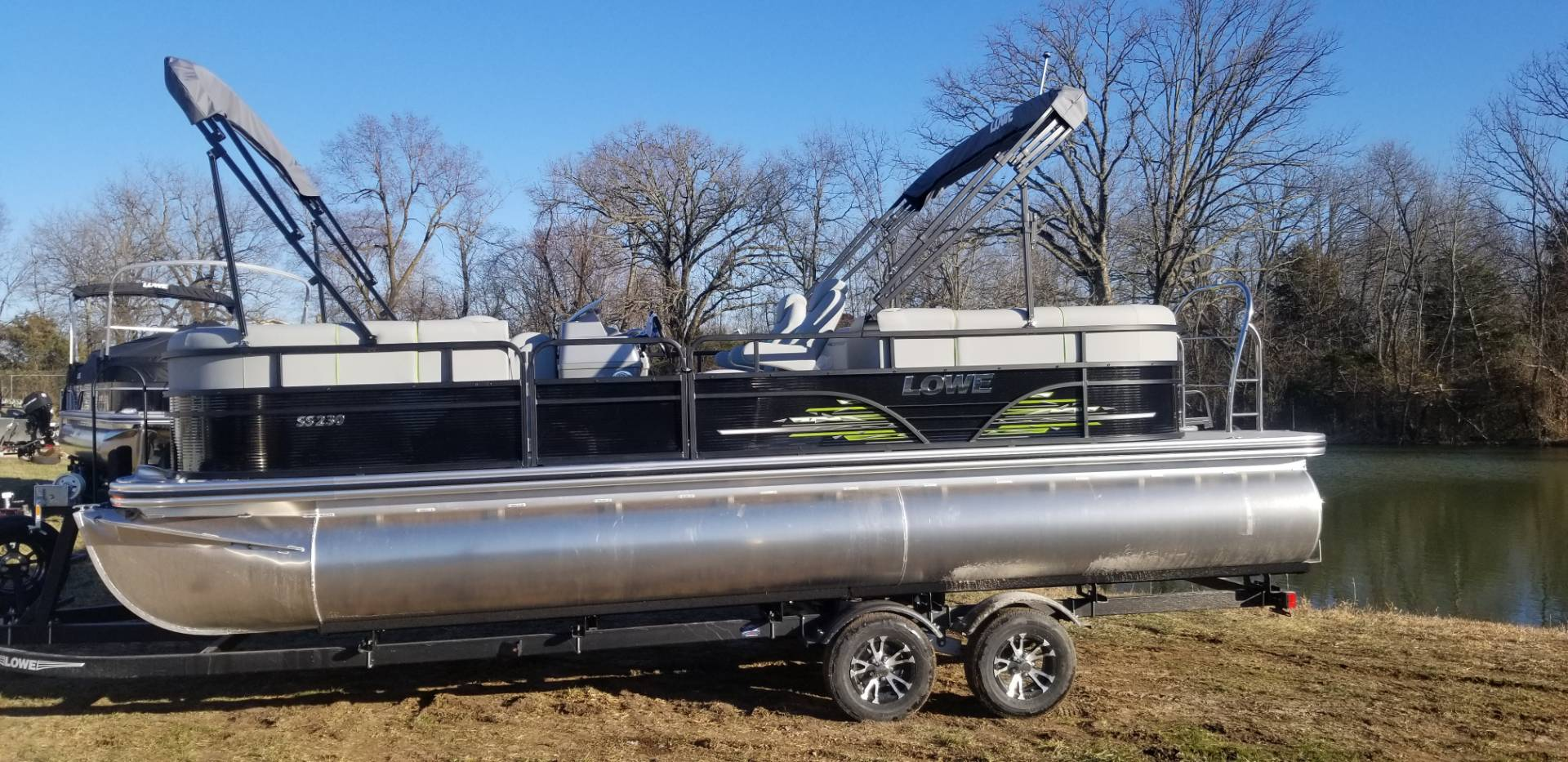 2019 Lowe SS230 WT TL W/ MERCURY 200L & TRAILER in West Plains, Missouri - Photo 4
