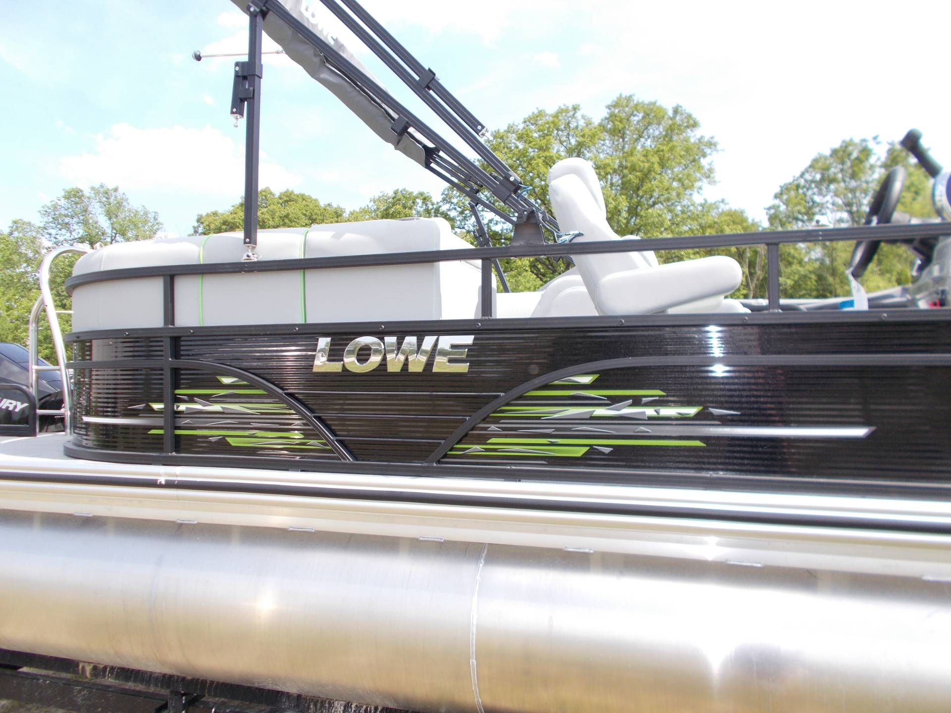 2019 Lowe SS230 WT TL W/ MERCURY 200L & TRAILER in West Plains, Missouri - Photo 1