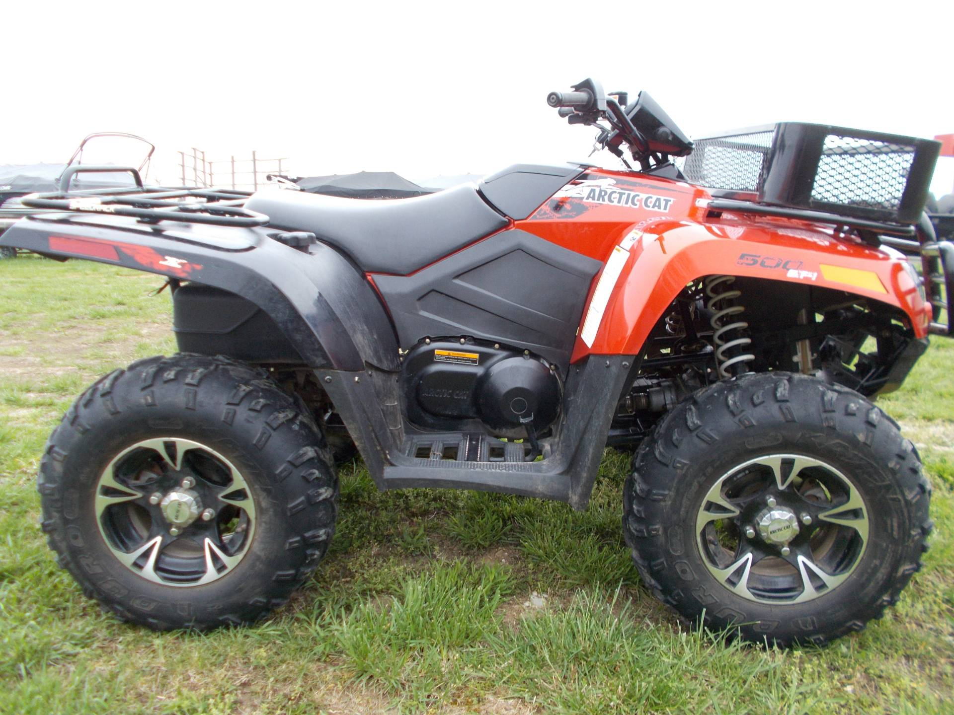 2014 Arctic Cat 500 XT in West Plains, Missouri - Photo 5