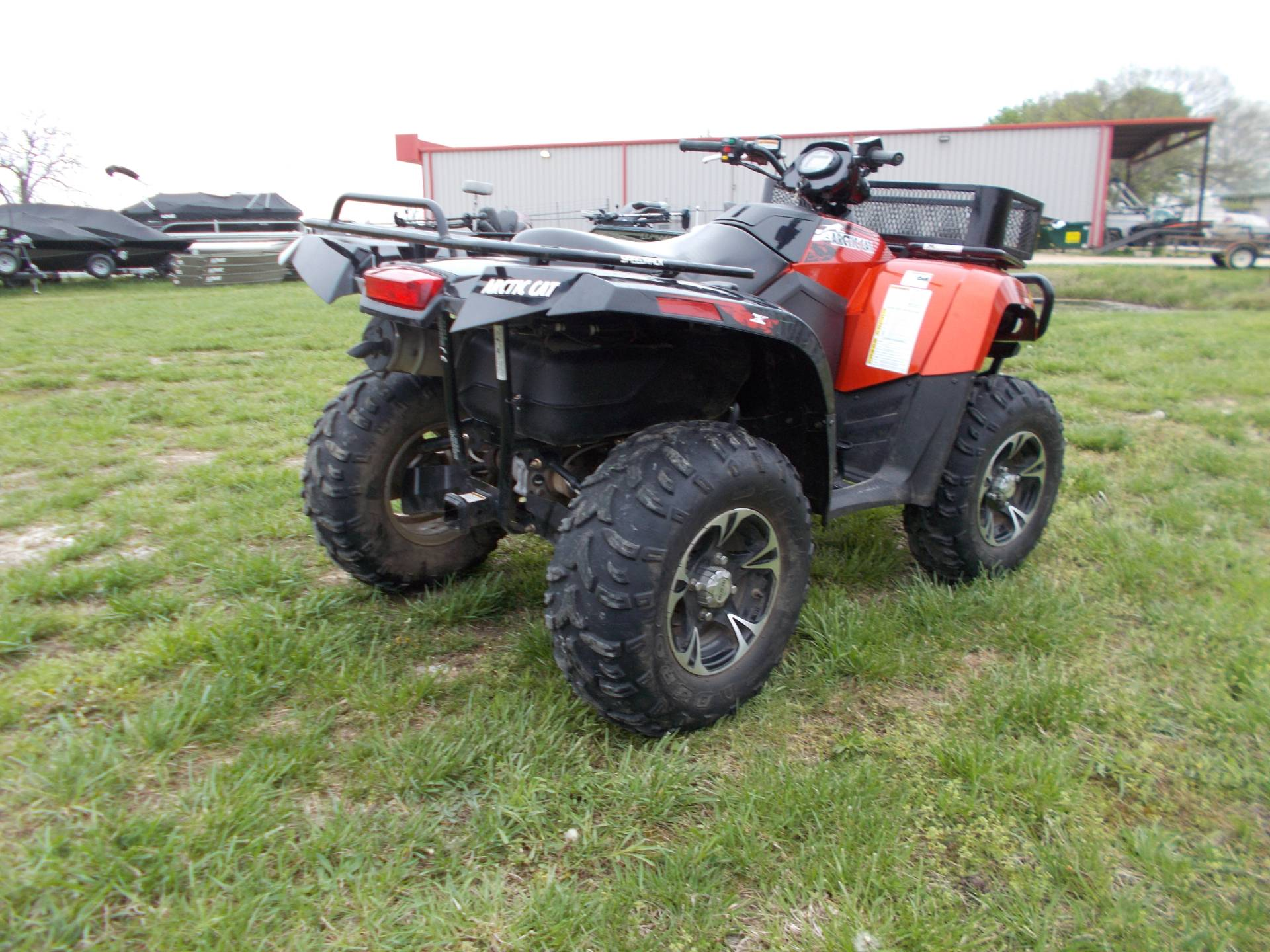 2014 Arctic Cat 500 XT in West Plains, Missouri - Photo 6