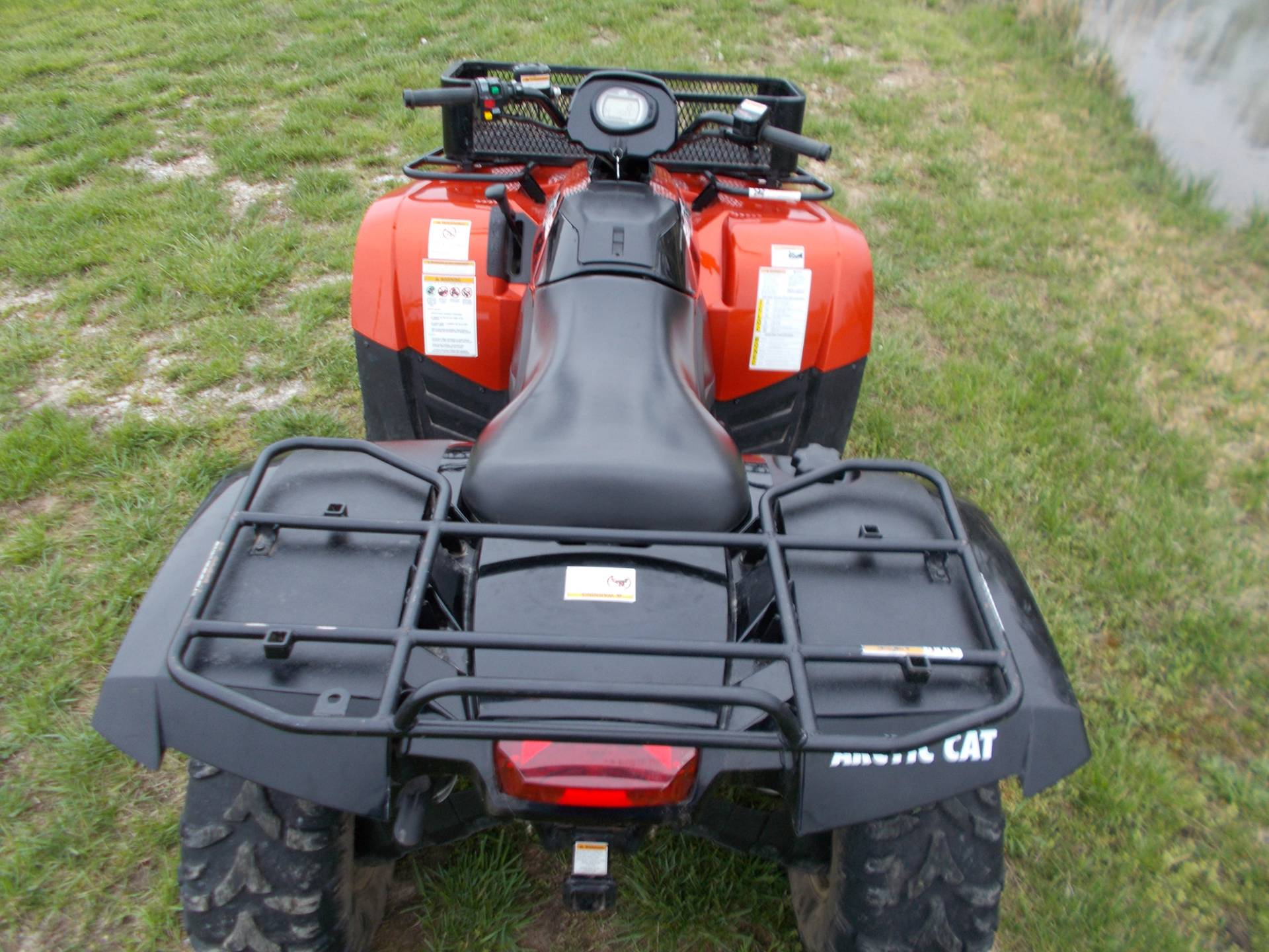 2014 Arctic Cat 500 XT in West Plains, Missouri - Photo 8