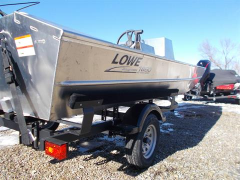 2021 Lowe ROUGHNECK 1860 BIG RIVER W/ TRAILER in West Plains, Missouri - Photo 3