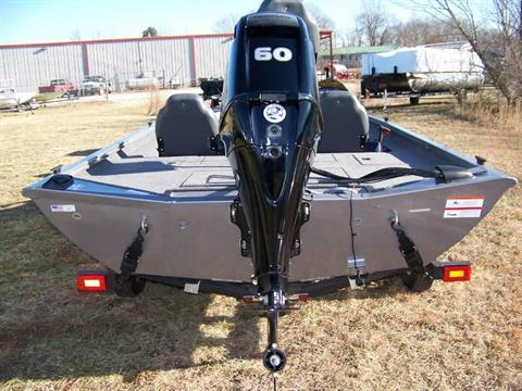 2018 Lowe STINGER 175C POWERED BY MERCURY 60 H 4S in West Plains, Missouri