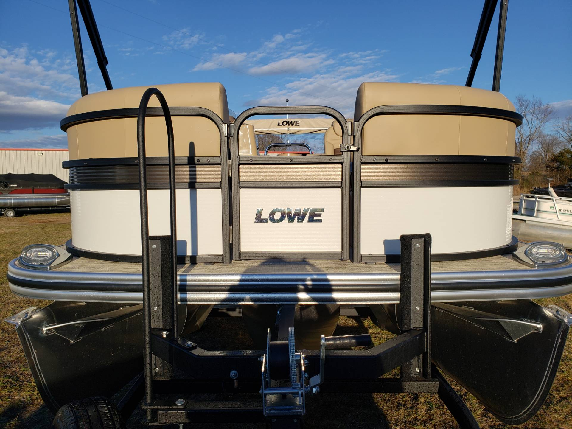 2020 Lowe SS210 WT TL POWERED BY MERCURY 150 & TRAILER in West Plains, Missouri - Photo 3