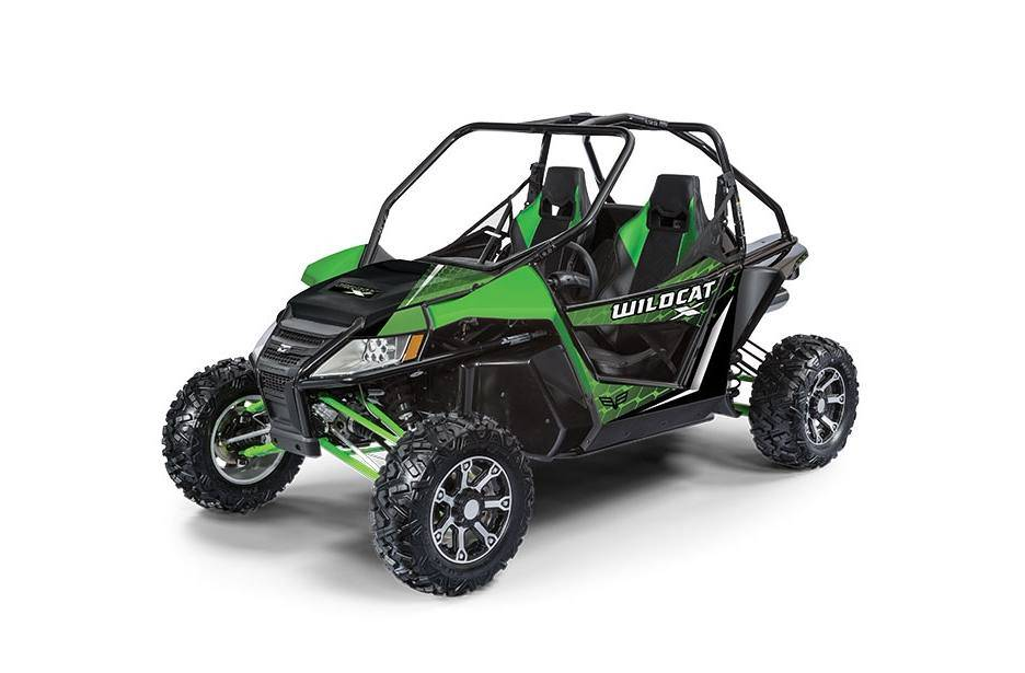 2018 Textron Off Road WILDCAT X EPS in West Plains, Missouri