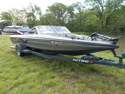 1999 Tracker NITRO 205 SPORT SF W/ MERCURY 150 XR6 & TRAILER in West Plains, Missouri - Photo 2