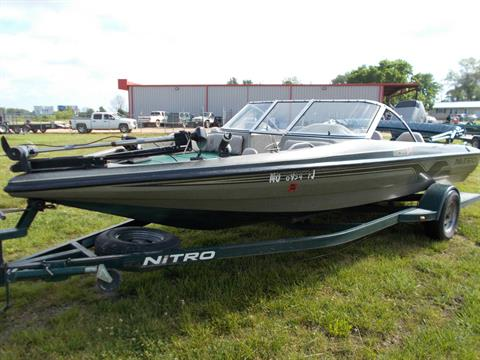 1999 Tracker NITRO 205 SPORT SF W/ MERCURY 150 XR6 & TRAILER in West Plains, Missouri - Photo 3