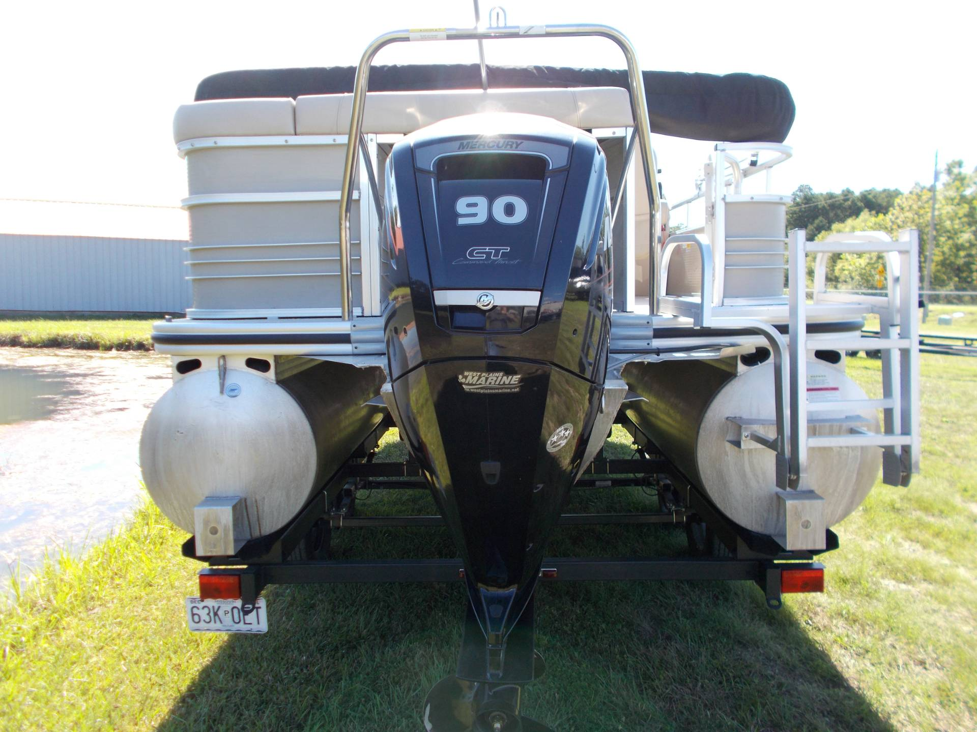 2015 Lowe SS210 W/ MERCURY 90H 4S & TRAILER in West Plains, Missouri - Photo 5